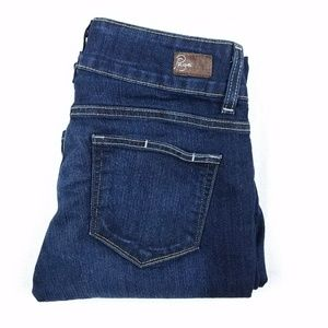 Paige Hidden Hills boot bootcut jeans in size 30